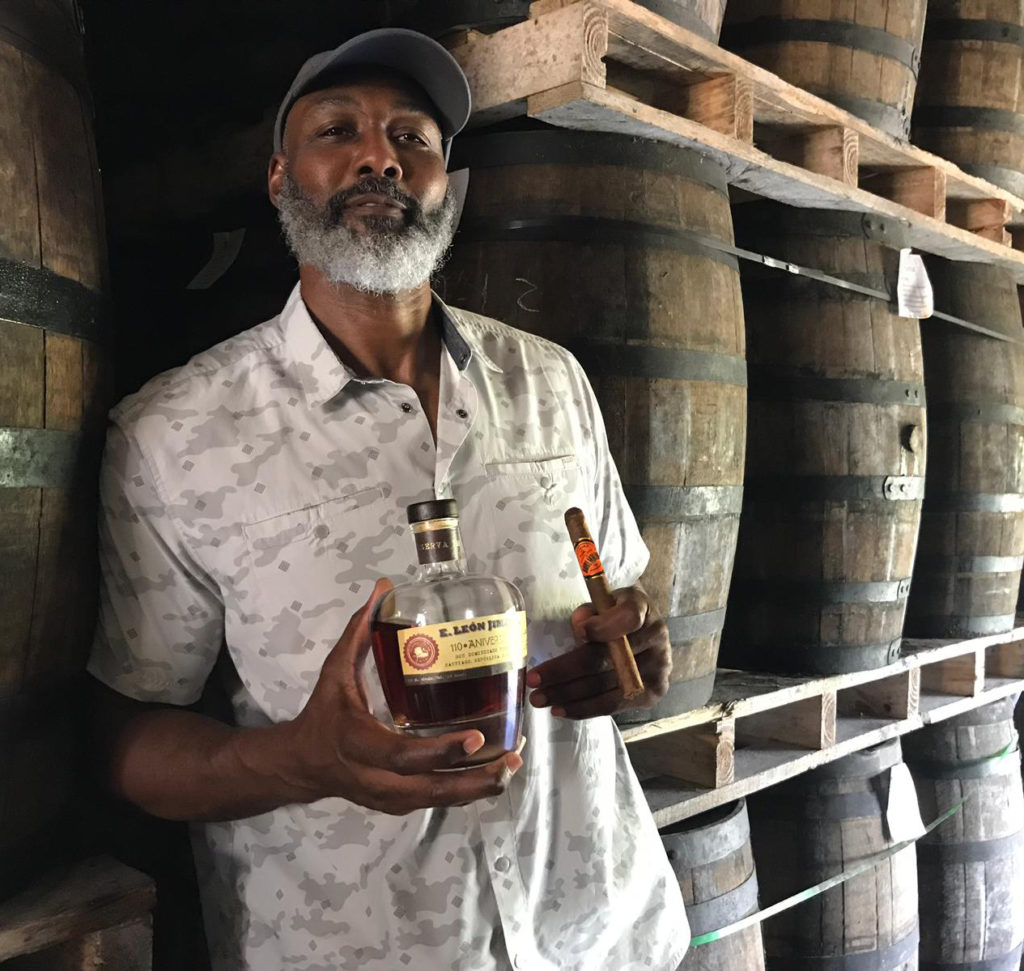 Malone distributor of our rum in the USA, in the media - La