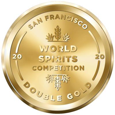 Medalla Doble de Oro